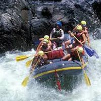 Rafting Expidition In Ganges Tour