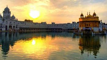 Amritsar- Feeling Blessed & Proud