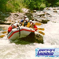 PATRICK RAFTING.JOURNEYS   - ITALY 2015.
