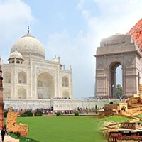 Golden Triangle Tour - 05 Nights / 06 Days