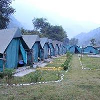 Camping - Rishikesh Tour