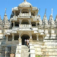 Udaipur - Kumbhalgarh - Ranakpur Day Trip
