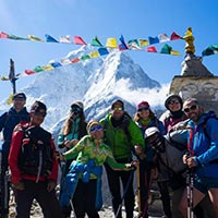everest base camp trek Tour
