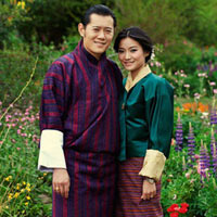 Wedding in Bhutan Tour
