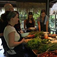 Luangprabang Cooking Class Tour