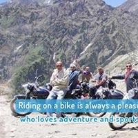 Ladakh Biker's Tour