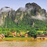 Laos Tour: Vientiane to Luang Prabang 6 Days / 5 Nights