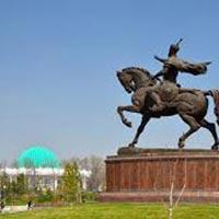 Tashkent(Uzbekistan) Tour
