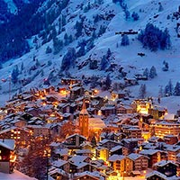 Switzerland Honeymoon Tours