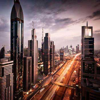 Modern and Cultural UAE 8 Day 7 Nights Tour Package