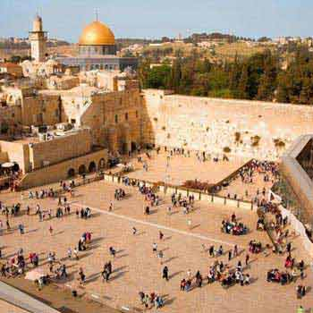 4 Day 3 Night The Holy City Jerusalem Tour Package