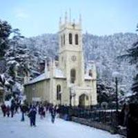 Himacha ll (Agra - Delhi - Shimla - Manali - Kullu - Rohtang Pass)