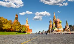 Moscow with St. Petersburg 6 Days Tour