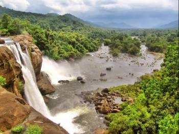 Athirapally Honeymoon Package