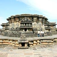 Belur - Halebeedu - Shravanabelagola Tour