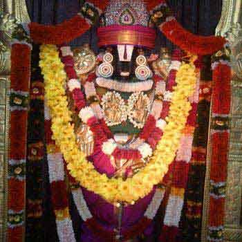 Holy Tirupati with Pondicherry Tour