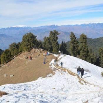 Chandigarh- Shimla- Manali Tour