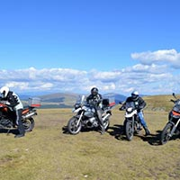 Best of Transylvania - Motorcycle Tour