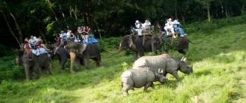 Kathmandu Chitwan Tour Package