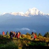 Ghorepani Poonhill Trek Tour