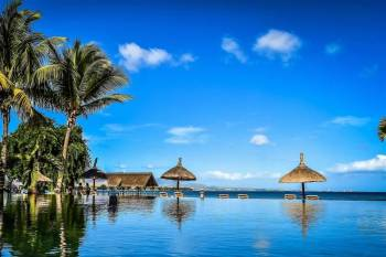 Mauritius Honeymoon - Dinarobin Beahcomber Golf Resort & Spa (7 Days)