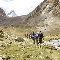 Indus Valley Trek 10 N/11D
