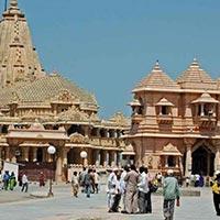 Dwarka, Somnath, Diu, Sasangir Tour GJKT002