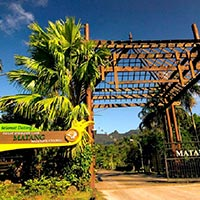 Matang Wildlife Centre Tour
