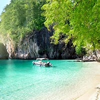 Phi Phi Island by Cruise Tour