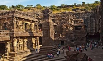South India Tour with Ajanta & Ellora Caves