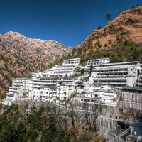 Vaishno Devi - Manali Tour Package
