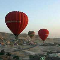 Full Day tour with Hot air Balloon