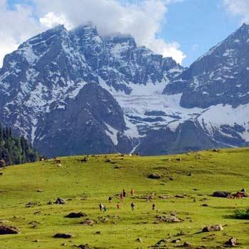 QuickLadakh to Kashmir Tour