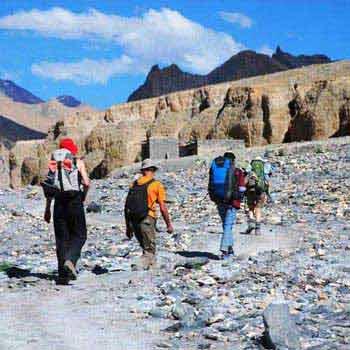 Lamayuru to Chilling Trek Tour