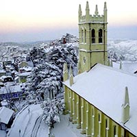 Shimla 3 Star with Parwanoo (3N/4D) Deluxe, Ex - Delhi Tour