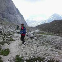 Bashleo Pass Trek