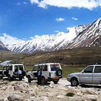 Manali Jeep Safari Tour