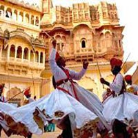Rajasthan Folk Tour