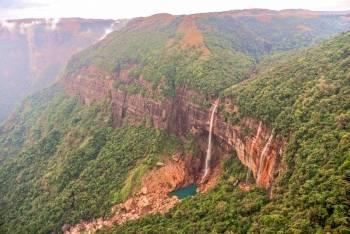 Guwahati, Shillong, Cherrapunji Tour