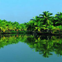 Kerala with Houseboat Tour