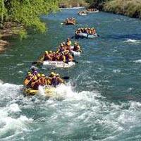 Rafting on Kundalika camp 2016 Tour