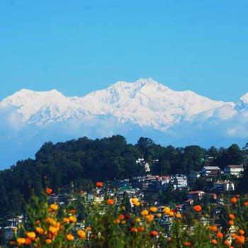 Darjeeling Gangtok & Kalimpoong Tour