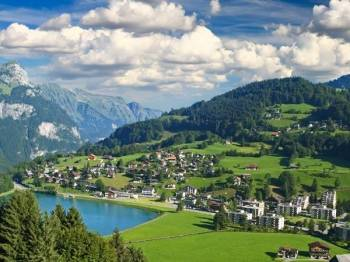 Switzerland-Oyster of Alps Tour