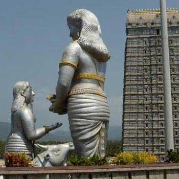 Mangalore - Murudeshwara - Gokarna Ganapathi Temple Tour