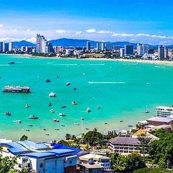 Inspiring Singapore – Bangkok – Pattaya Package