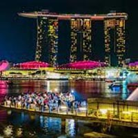 Singapore Fun Unlimited 4N/5D Package