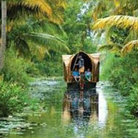 Majestic Kerala Hill Tour