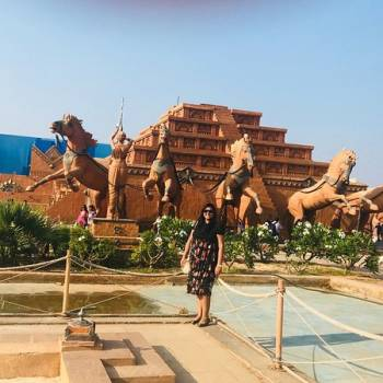 Hyderabad Ramoji Film City Tour