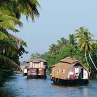 Kerala Backwater Packages - Cochin, Kumarakom, Alleppey