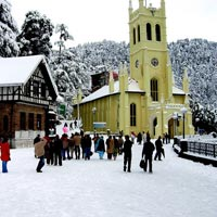 Best of Shimla by Volvo A/C Bus